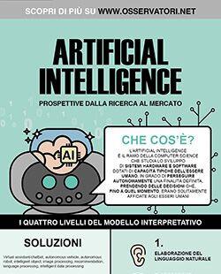 Artificial Intelligence: prospettive dalla ricerca al mercato