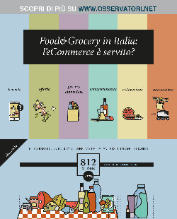 Food&Grocery in Italia: l'eCommerce è servito?