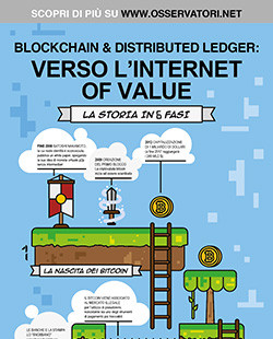 Blockchain & Distributed Ledger: verso l'Internet of Value