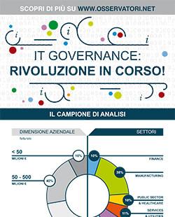 IT governance: rivoluzione in corso!