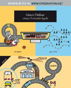 Gioco Online: cresce il circuito legale