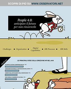 People 4.0: anticipare il futuro per non rincorrerlo