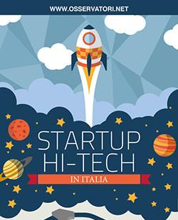 Infografica del Convegno annuale Osservatorio Startup Hi-tech