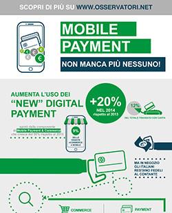 Mobile Payment & Commerce: non manca più nessuno!