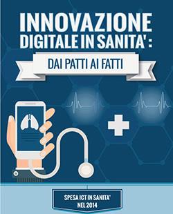 Infografica Innovazione Digitale in Sanità