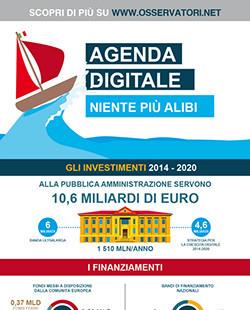 Agenda Digitale: niente più alibi