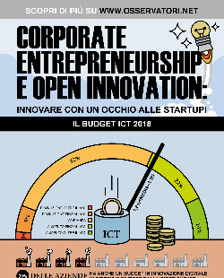 Corporate Entrepreneurship e Open Innovation: innovare con un occhio alle startup!