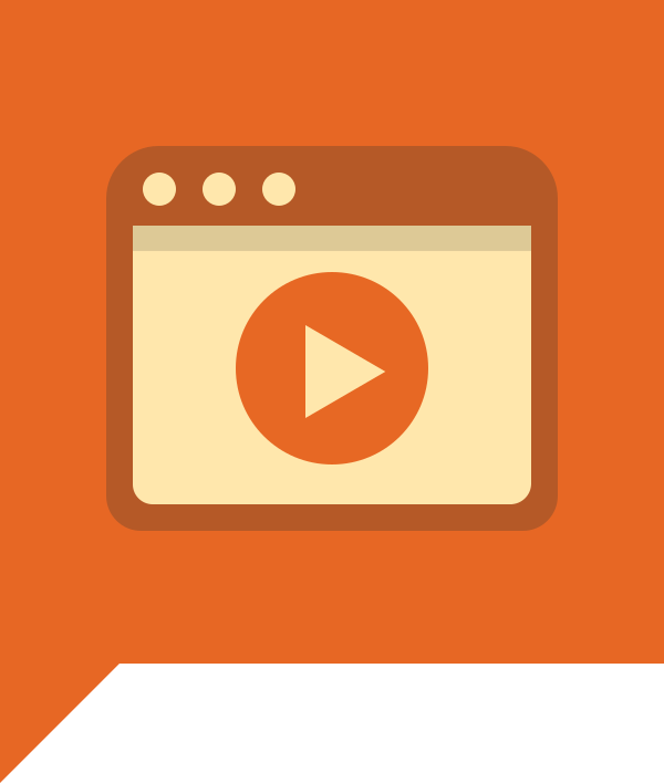 Video e Atto Webinar Icon