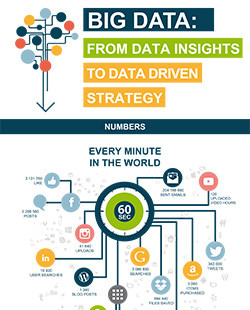 Big data: from data insight to data driven strategy