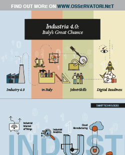 Industry 4.0: Italy's great chance