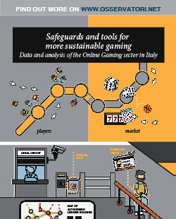 Safeguards and tools for more sustainable gaming: Data and analysis of the Italian Online Gaming sector