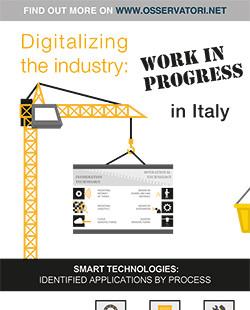 Digitalizating the Industry: Work in Progress in Italy